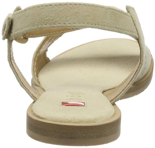 HÖGL 7-100422-17000, Sandali con Platea Donna Beige (Beige (beige 1700))