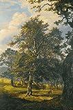 1art1 85050 Johan Christian Clausen Dahl - Dyrehave Bei