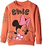 #7: Mickey and Friends Girls' Sweatshirt