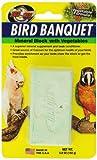 Zoo Med Bird Banquet, Vogelfutter Futterblock, Gemüse-Mix, groß,  1 x 142 g
