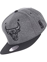 Mitchell & Ness Broad Chicago Bulls Snapback Cap