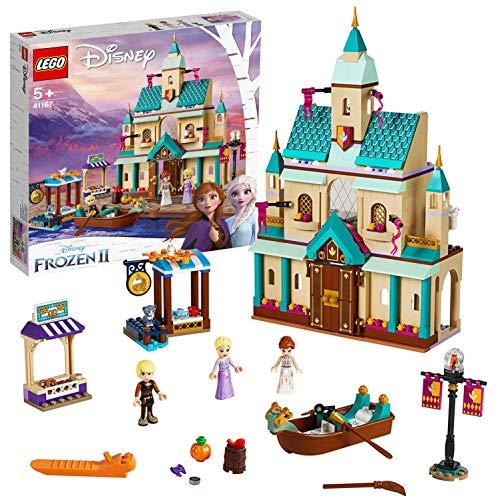 LEGO Disney Princess - Aldea Castillo Arendelle, Set