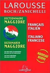 Il Boch maggiore : Dizionario francese-italiano, italiano-francese