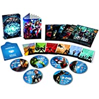 Marvel Studios Collector's Edition Box Set Phase 1