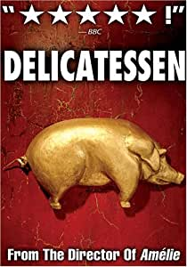 Delicatessen [DVD] [1992] [Region 1] [US Import] [NTSC]