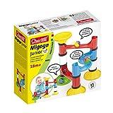 Quercetti 065020 Migoga Junior Basic Set Marble Run Construction Toy