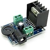SenMod Operating Voltage 3V-18V TDA7266 Dual Audio Channel 7W +7W Amplifier Module Power Amplifier Module
