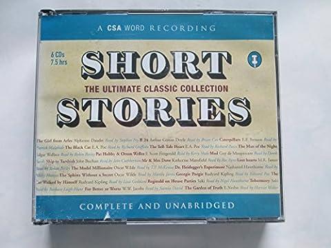 Classic Short Stories (6CDs)