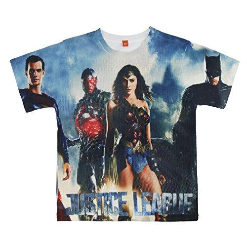 Camiseta estampada Liga de la Justicia