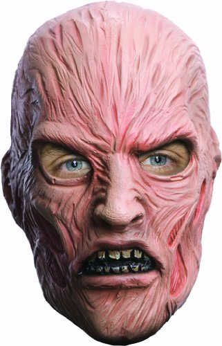Rubies Freddy Overhead Latex Mask One Size