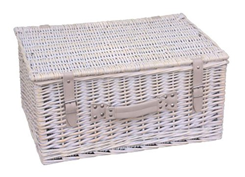 Red Hamper Provence 60cm Standard Empty Picnic Basket