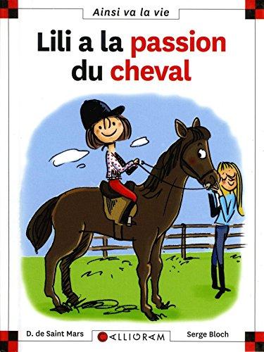 Lili a la passion du cheval - tome 92 (92)