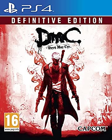 DmC Devil May Cry: Definitive edition [Importación francesa]