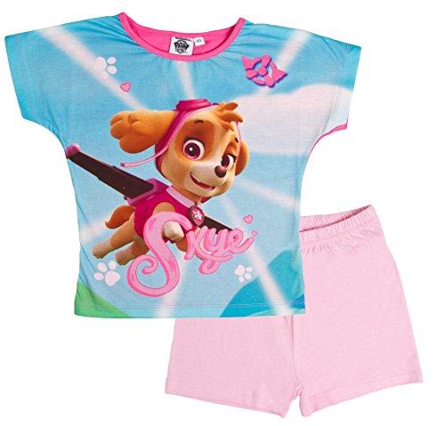 Schlafanzug Gr. 2-3 Jahre, Light Blue/Pink Skye (George Pig Outfit)