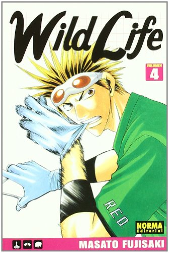Wild Life 4 Cover Image