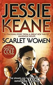 Scarlet Women (Annie Carter Series) by [Keane, Jessie]