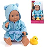 Peterkin Splash Time Baby Boy Puppe 41cm ab 18 Monaten
