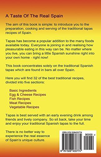 Proper Spanish Tapas - The Traditional Recipes
