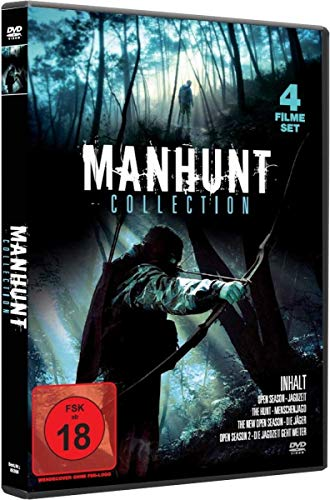 Manhunt Collection [2 DVDs]