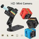 Ocamo SQ11 Mini Camera 1080P HD Night Vision Sports Camcorder Mini DV DVR Video Recorder Red