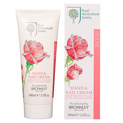 "Bronnley Hand- & Nagelcreme ""Rose"" 100ml"
