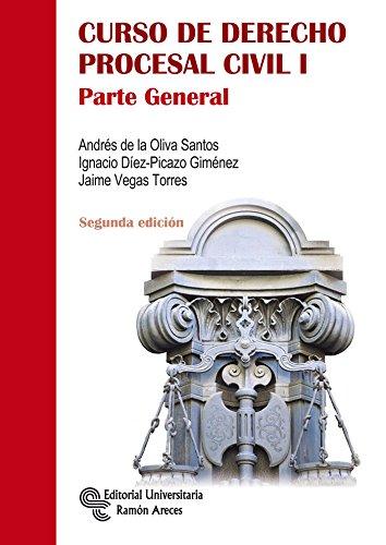 Curso de derecho procesal civil I: Parte general (Manuales)