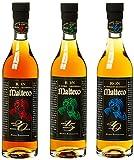 Malteco Rum Triple Pack (1 x 0.6 l)