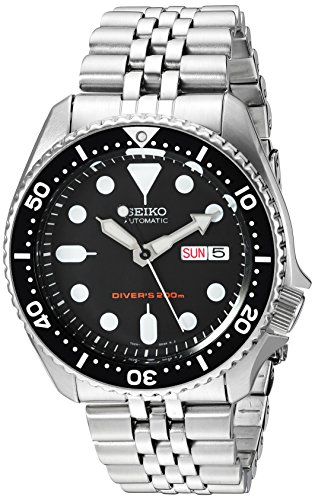 Seiko Automatic SKX007K2 Test