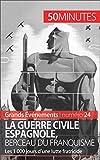La guerre civile espagnole, berceau du franquisme: Les 1 000 jours d'une lutte fratricide (Grands Événements t. 24)