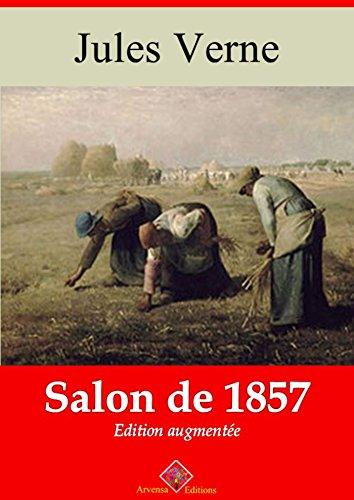 Salon de 1857 - Arvensa Editions par Jules Verne