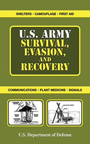 U.S. Army Survival, Evasion, and Recovery (Messer Survival Forces Special)