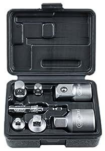 KS Tools 917.0707 Coffret d'adaptateurs 31,8/12,7/19,1mm