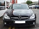 AMG Mercedes CLS Sport Lamellen Grill Schwarz FS219031 für Modelle bis Januar 2008