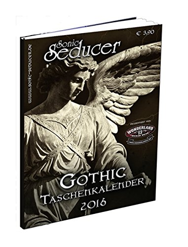 Gothic Taschenkalender 2016 + Sonic Seducer 02-2016 mit Beyond The Black-Titelstory + Gatefold-Titel: TÜSN (insg. 352 Seiten) + CD, Bands: David Bowie, Nightwish, ASP, IAMX u.v.m.