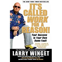 It's Called Work for a Reason!: Your Success Is Your Own Damn Fault by Larry Winget (2007-12-27)
