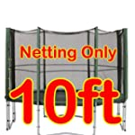 10 ft Replacement Netting For Trampol...