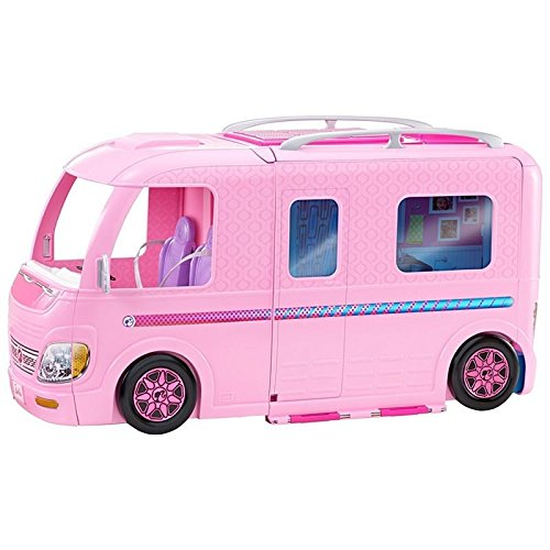 Barbie - Supercaravana de Barbie (Mattel FBR34)