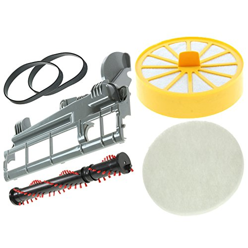 spares2go-filters-brushroll-soleplate-cover-drive-belt-kit-for-dyson-dc04-vacuum-cleaner