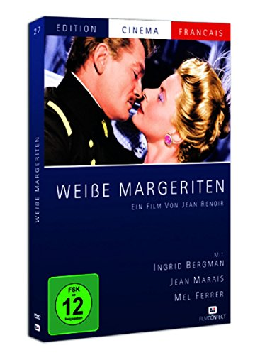 Bild von Weiße Margeriten (Elena et les hommes) – Edition Cinema Francais Nr. 27 (Mediabook)
