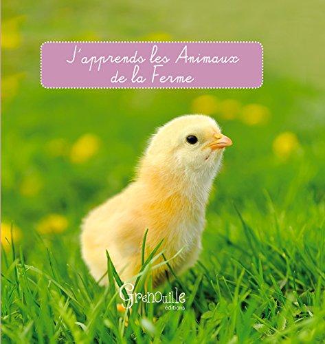 J'apprends les animaux de la ferme par Céline Lamour-Crochet