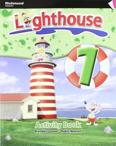 Lighthouse 1 Activity  Book - 9788466813990