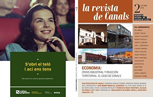 La Revista de Canals Nº 2: 2016 (Catalan Edition) por Francesc Tormo Mejías
