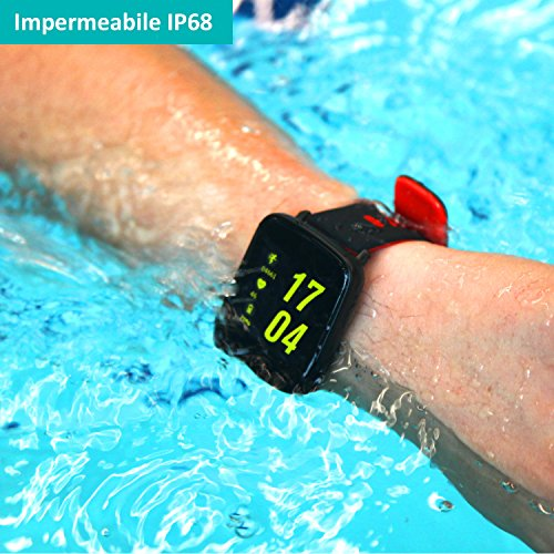 Zoom IMG-3 yamay smartwatch fitness tracker android