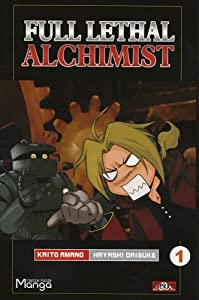 Full Lethal Alchimist Edition simple Tome 1