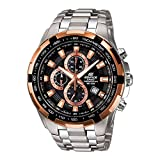 Casio Edifice EF-539D-1A5VDF (ED368) Tachymeter Chronograph Multi Color Dial Men's Watch (EF-539D-1A5VDF (ED368))