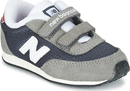 Sneaker New Balance Kids ke410vgi grau/blau Grau