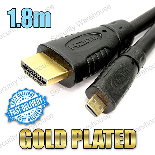 18-m-cavo-micro-hdmi-per-amazon-kindle-tablet-tesco-hudl-2-tv-hdtv-colore-oro