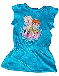 Disney - Vestido Pijama Frozen El reino del hielo - 4 ANS, Bleu