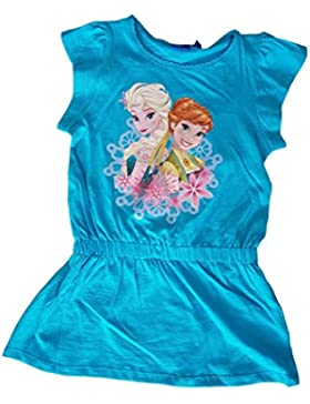 Disney - Vestido Pijama Frozen El reino del hielo - 3 ANS, Bleu