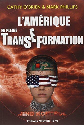 Amérique en pleine Transe-Formation (L') par Cathy O'BRIEN